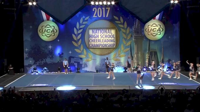 Randolph High School [Super Varsity Division II Semis - 2017 UCA National High School Cheerleading Championship]