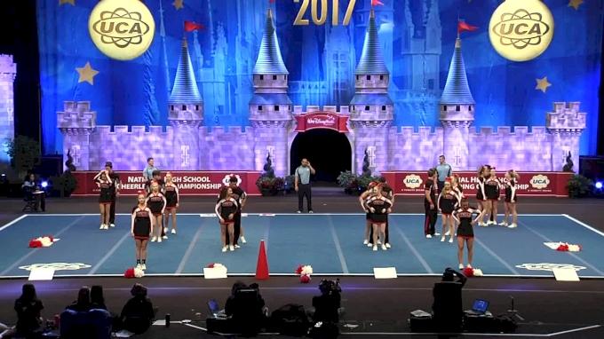 Sun Prairie High School [Medium Varsity Coed Finals - 2017 UCA National High School Cheerleading Championship]