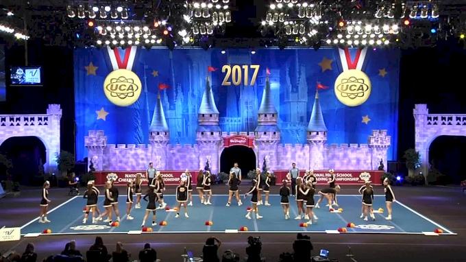Bullitt East High School [Super Varsity Division II Finals - 2017 UCA National High School Cheerleading Championship]