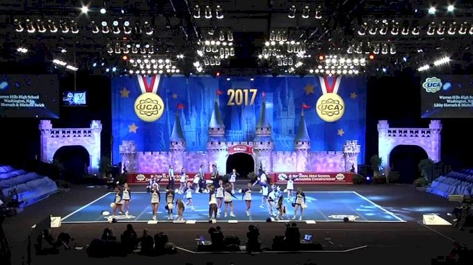 Warren Hills High School [Super Varsity Division II Finals - 2017 UCA National High School Cheerleading Championship]