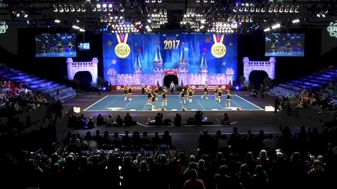 Greenup County High School [Medium Varsity Division II Finals - 2017 UCA National High School Cheerleading Championship]