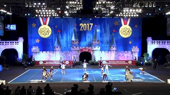 Pikeville High School [Small Varsity Division II Finals - 2017 UCA National High School Cheerleading Championship]
