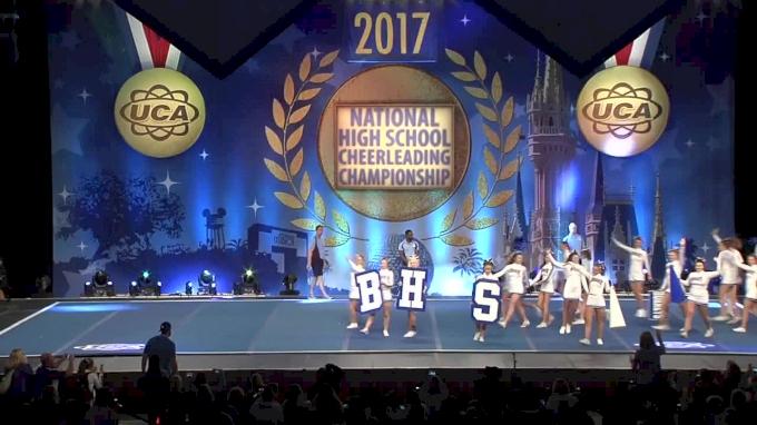 Bryant High School [Super Varsity Non Tumbling Finals - 2017 UCA National High School Cheerleading Championship]