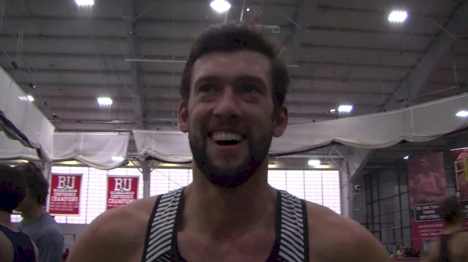 Andy Wheating after 1K win, excited to take training in new direction
