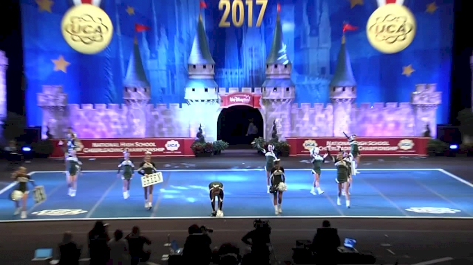 Pendleton Heights High School [Small Varsity Division I Finals - 2017 UCA National High School Cheerleading Championship]