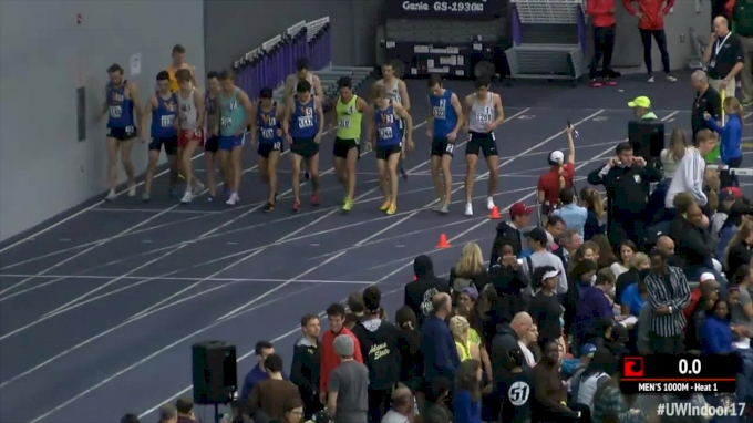 Men's 1k, Final