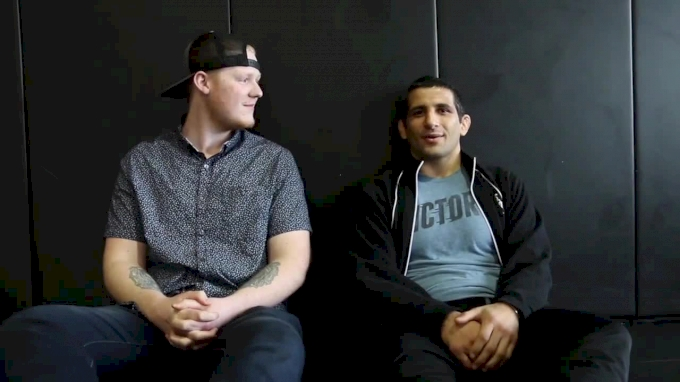 Beneil Dariush Recalls Street Fight Fail