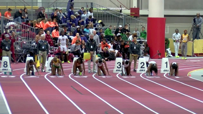 Women's 60m, Final