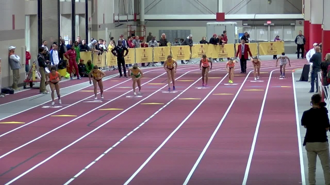 Women's 800m, Final
