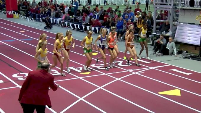 Terps Travel to Big Ten Indoor Championships