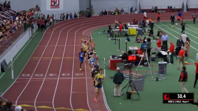 Men's Mile, Edward Cheserek Breaks NCAA Record 3:52.01!