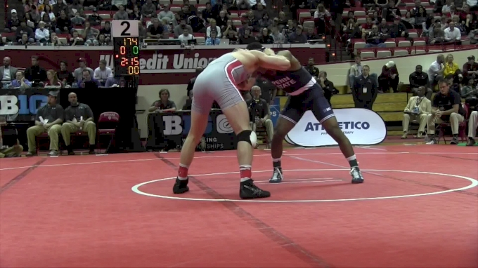 174 lbs Final - Bo Jordan, OSU vs Mark Hall, PSU