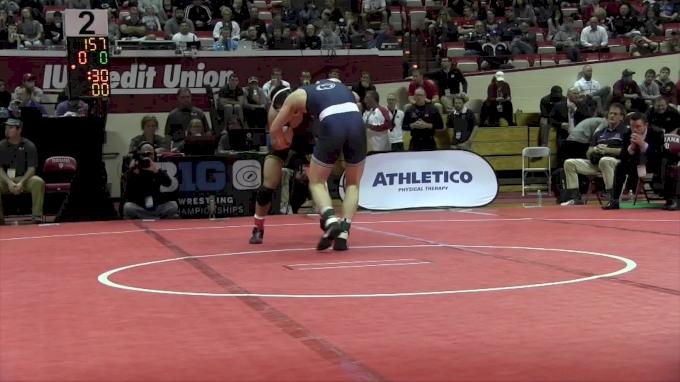 157 lbs Final - Jason Nolf, PSU vs Michael Kemerer, IOWA