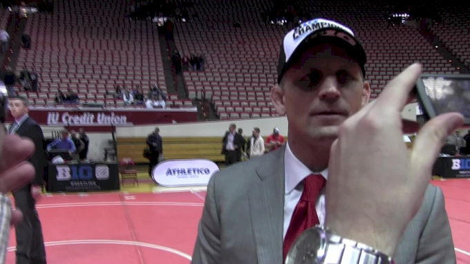 The Standard Is High For TOSU, Tom Ryan Proud Of His Guys, Talks On The Impact Of Coach Gable.