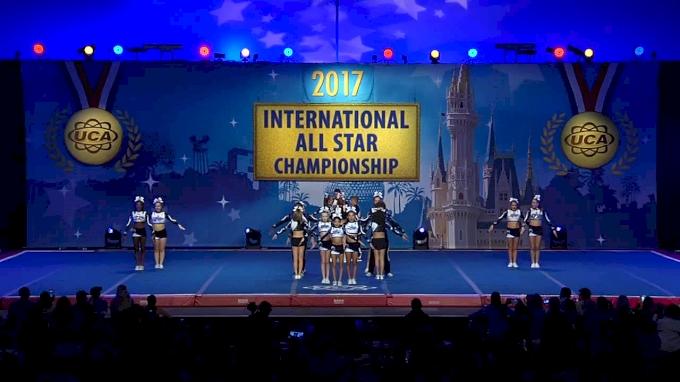 Zone Cheer All-Stars - Intensity [L3 Small Senior Coed Day 2 - 2017 UCA International All Star Championship]