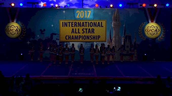 Vancouver All Stars (Canada) - Code 3 [L2 Large Senior Division II Day 2 - 2017 UCA International All Star Championship]