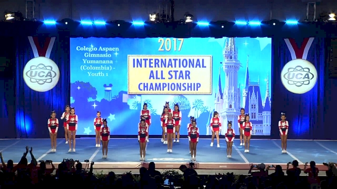 Colegio Aspaen Gimnasio Yumanana (Colombia) [L1 Small Youth Division II Day 2 - 2017 UCA International All Star Championship]