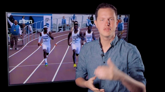Breaking down Florida's 400m DQ which cost them the team title