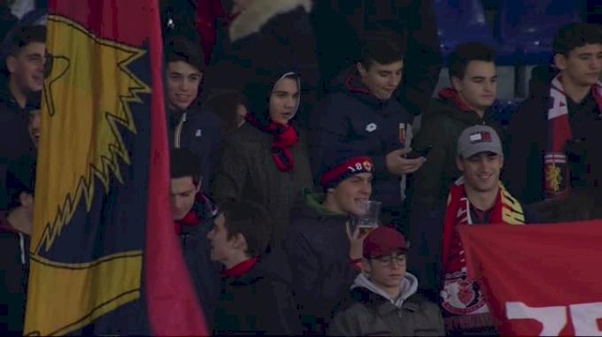 2018 Coppa Italia 4th Round: Genoa vs Virtus Entella