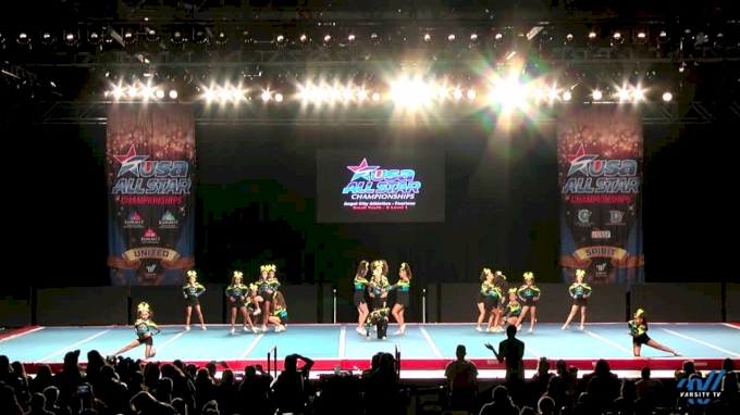 Angel City Athletics - Fearless [2017 L1 Small Youth - C Day 1] USA All Star Championships