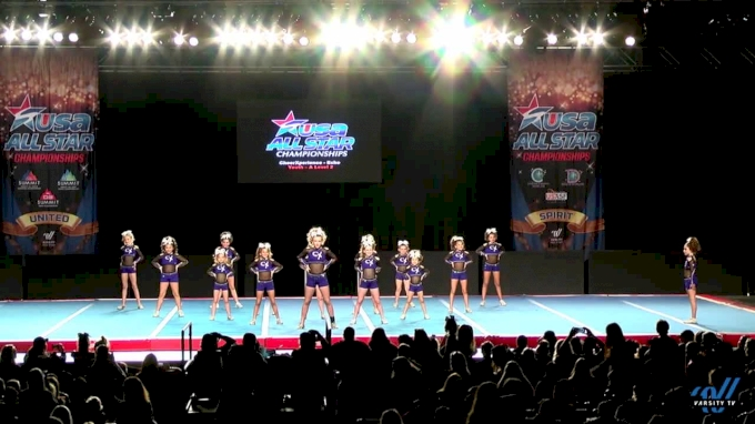 CheerXperience - Echo [2017 L2 Youth - A Day 1] USA All Star Championships