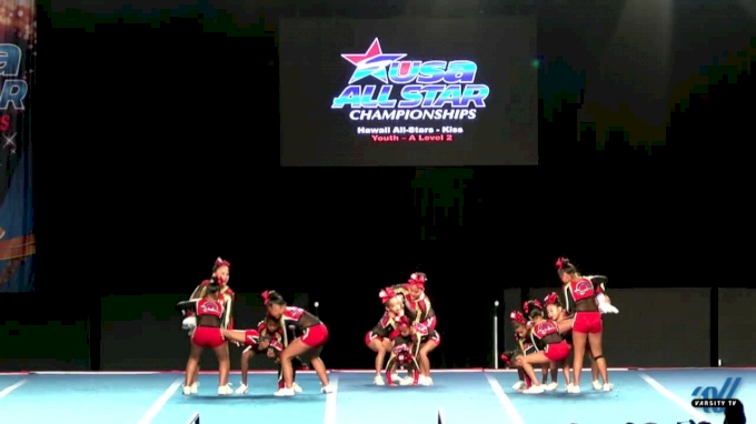 Hawaii All-Stars - Youth 2 [2017 L2 Youth - A Day 1] USA All Star Championships