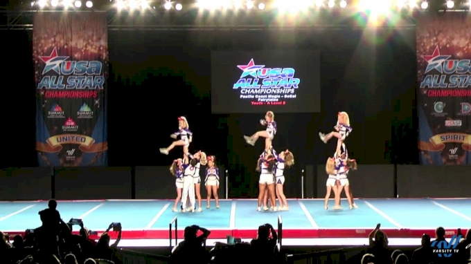 Pacific Coast Magic - SoCal - Fairytales [2017 L2 Youth - A Day 1] USA All Star Championships