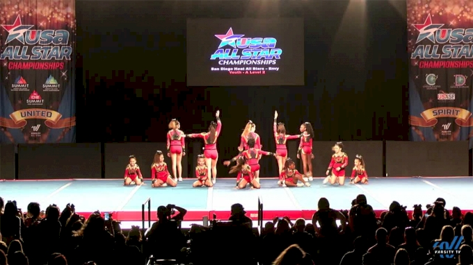 San Diego Heat All Stars - Envy [2017 L2 Youth - A Day 1] USA All Star Championships