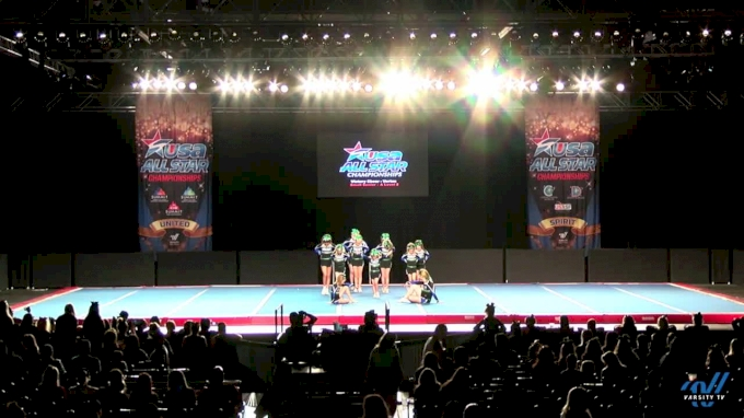 Valley Stars Cheerleading - Valley Stars Rubies [2017 L2 Youth - A Day 1] USA All Star Championships
