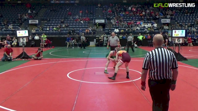 154 lbs Final - Cole Hivner, CWC vs Chistopher Anderson, RWC
