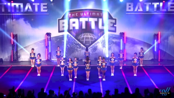 Central Jersy AS - Bombshells [2017 L5 Small Senior Day 1] Spirit Sports - The Ultimate Battle