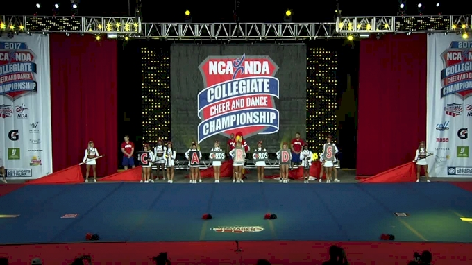 University of Louisville [All-Girl Cheer Division IA Prelims - 2017 NCA & NDA Collegiate Cheer and Dance Championship]
