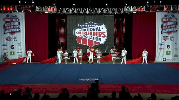 University of Louisville [Coed Cheer Division IA Prelims - 2017 NCA & NDA Collegiate Cheer and Dance Championship]