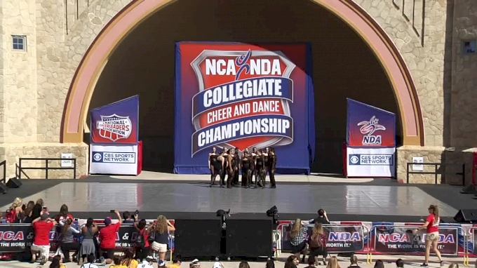 Florida Atlantic University [Dance Team Performance Division IA Finals - 2017 NCA & NDA Collegiate Cheer and Dance Championship]
