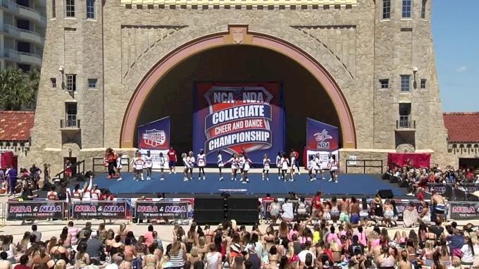 Sam Houston State University [All-Girl Cheer Division I Finals - 2017 NCA & NDA Collegiate Cheer and Dance Championship]