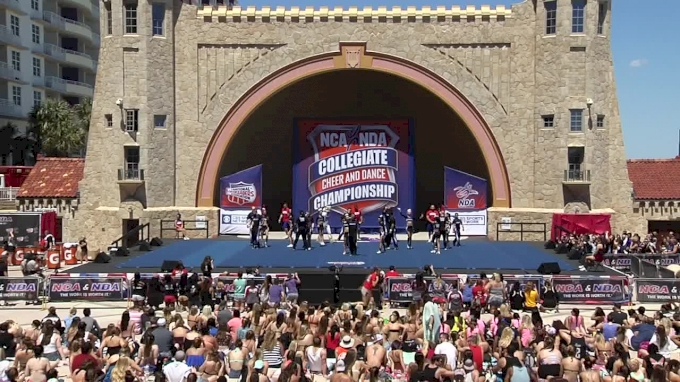 Weber State University [Coed Cheer Division I Finals - 2017 NCA & NDA Collegiate Cheer and Dance Championship]