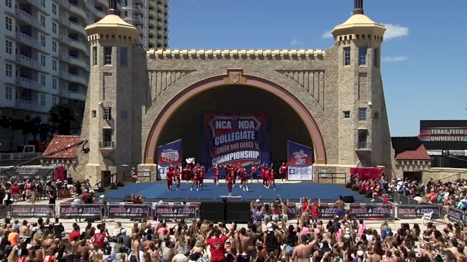 Texas Tech University [Coed Cheer Division IA Finals - 2017 NCA & NDA Collegiate Cheer and Dance Championship]
