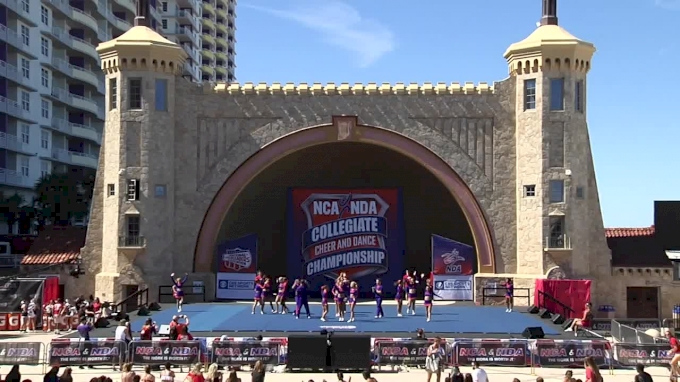 Clemson University [Small Coed Cheer Division IA Finals - 2017 NCA & NDA Collegiate Cheer and Dance Championship]