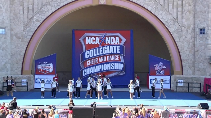 Lindenwood University [Coed Cheer Division II Finals - 2017 NCA & NDA Collegiate Cheer and Dance Championship]