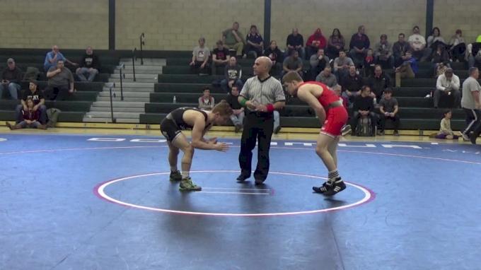 132- KJ Fenstermacher (PA) vs Gianni Ghione (New Jersey)