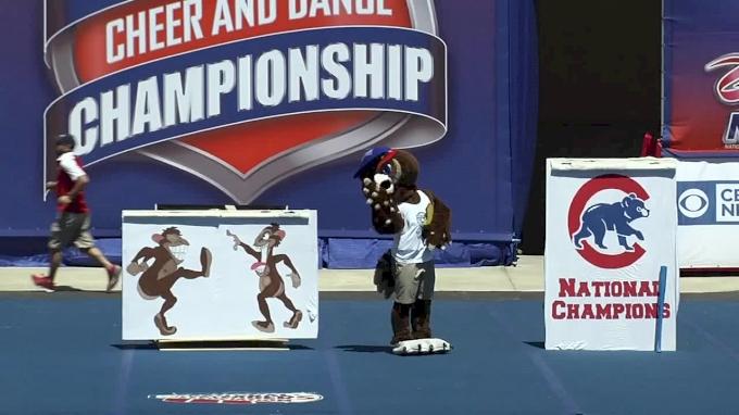 Florida Atlantic - Owlsly [Mascot - 2017 NCA & NDA Collegiate Cheer and Dance Championship]