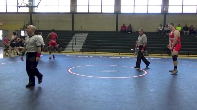 285- Daniel Herman (PA) vs Parker Fox (New Jersey)