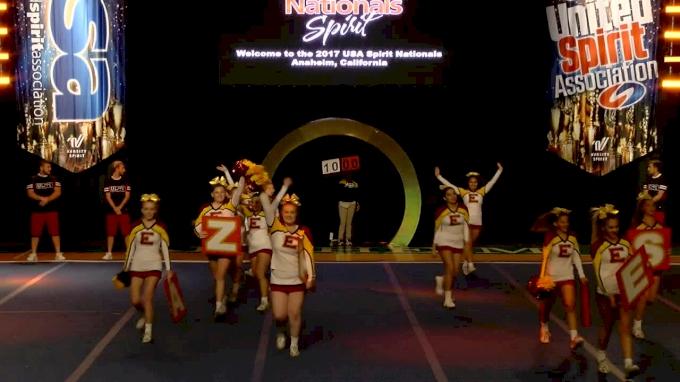 - Esperanza High School [2017 Small JV Show Cheer Novice Day 1] USA Spirit Nationals