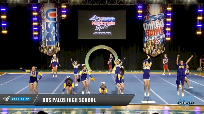 - Dos Palos High School [2017 Small Varsity Show Cheer Novice Day 1] USA Spirit Nationals