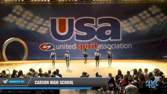 - Carson High School [2017 Pep Flag 2 Flags finals] USA Spirit Nationals