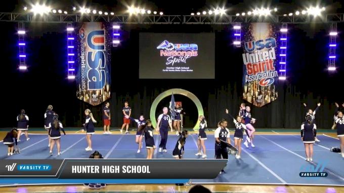 - Hunter High School [2017 Co-Ed Varsity Show Cheer Novice Day 1] USA Spirit Nationals
