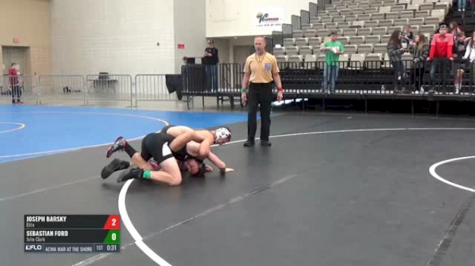 140-I Finals - Joseph Barsky, Elite vs Sebastian Ford, John Clark
