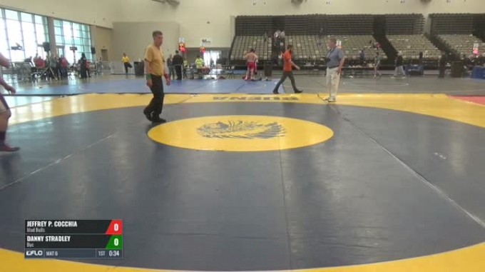 190-I 2nd Place - Jeffrey P. Cocchia, Mad Bulls vs Danny Stradley, Byc