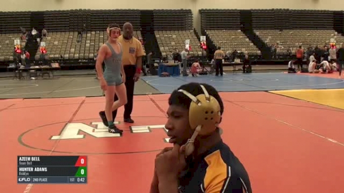 140-I 2nd Place - Azeem Bell, Team Bell vs Hunter Adams, FishEye