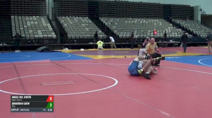 162-H 2nd Place - Angel Del Cueto, Eagle Empire vs Jonathan Loew, Vhw
